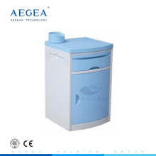 AG-BC005E ABS Material einfache Reinigung Krankenstation Zimmer Schrank neben Bett