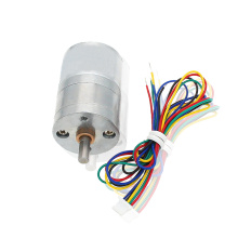 Small Brushless Gear Motor With Built-In