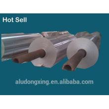 Folha de alumínio para papel de alumínio de cigarro
