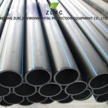 Tubos o tubos de la agricultura del HDPE / del PE, manufactura del tubo del PE / HDPE para la irrigación