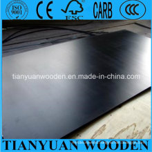 Linyi Poplar Core 14mm Black Film Faced Plywood
