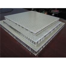 Panneaux en fibre de verre en aluminium FRP