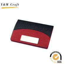 Titular de cartão de nome de couro promocional especial com alta qualidade