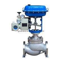 Pneumatic Single Seat Globe Type Flow Regulating Valve (GHTC)