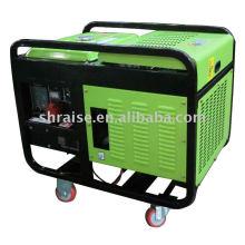 Gerador de gasolina móvel