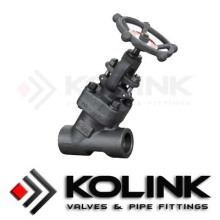 Forged Steel Globe Valve Y Type