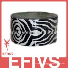 Colorido paño Zebra Print ducto cinta para la decoración