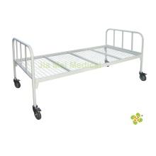 Simple Medical Flat Bed Hospital