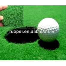 Künstlicher Minigolf-Teppich der hohen Dichte