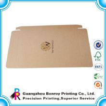 Eco freundliche braune Seife Karton Box Verpackung Großhandel