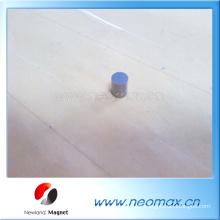 Kundenspezifische Zylinder AlNICo Magneten für Gitarrengebrauch für heißen Verkauf