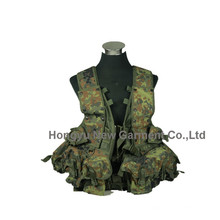 Военный механизм цифровой камуфляж тактический жилет для армии (HY-V048)
