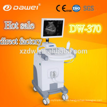 medical diagnostic trolley ultrasound machine dw-370