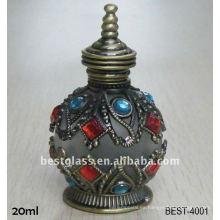 Botella de perfume de metal 20ml