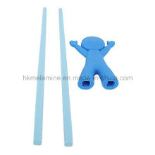 Colorful Melamine Kids Training Chopsticks
