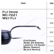 Heiße verkaufende Fliegenfischer-Bindungs-Haken