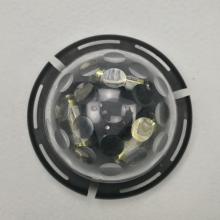 UFO LED licht voor Bad Water speelgoed