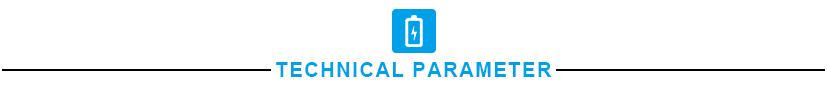 technical parameter