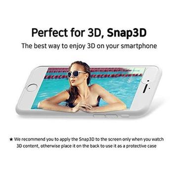Custodia per telefono Snap3D per Iphone7