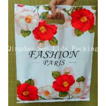 Customize Plastic PE Die Cut Bag for Garment Packing