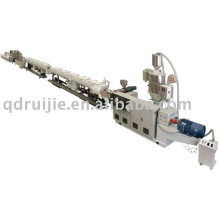 PA/PP/PE plastic pipe machinery