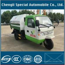 Mini camion à ordures de camion de collecteur d'ordures