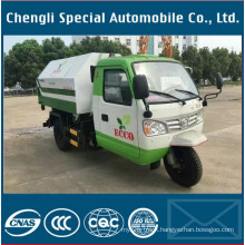Mini Garbage Collector Motor Garbage Truck