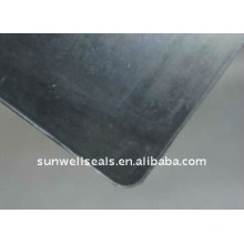 acid & alkali bearing rubber sheet