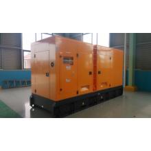 220квт/дизель-генератор 275 ква Дусан комплект с корпусом Звукоизоляционную сень