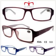 Plástico, leitura, óculos, cowboy, padrão (wrp508338)