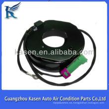 Pequeño auto aire acondicionado bobina de embrague electromagnético