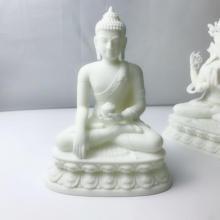 Benutzerdefinierte Figur Weiß PVC Kunststoff 3D Rapid Prototype