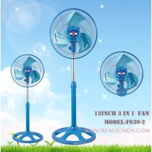 12inch Industrial Fan 3 em 1 -Top Venda na América do Sul