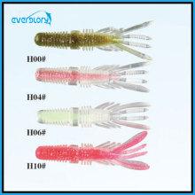 Attrayant leurre souple de pêche de haute qualité (7,5 cm / 6,4 g)