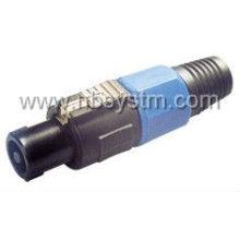 4P Mikrofonstecker