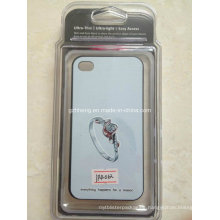 Cheap Cell Phone Case Plastic Packaging Box (HH023)
