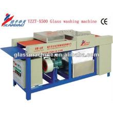 máquina de lavar roupa de vidro de tamanho do samller
