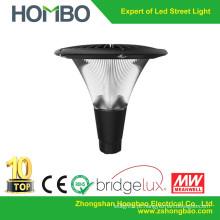 China design moderno de alta qualidade levou jardim luz fabricante