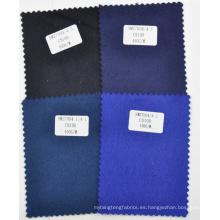 Real azul 100% de tela de cachemira al por mayor para la bata