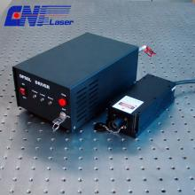 589nm solid state single longitudinal yellow laser