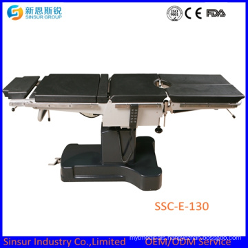 C-Arm Compatible Electric Hospital Ot Use Operating Table
