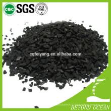 le plus nouveau contrôle d'odeur granules de charbon actif