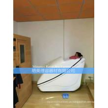 Cápsula de spa de sauna de vapor molhado