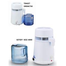 Machine à eau distillée à eau distillée