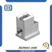 Piezas de montaje de brida metálica con certificado ISO