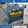 Profilieranlagen für die Produktion von Stahldachplatten