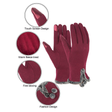 High Quality for Supply Various Touch Screen Gloves,Touch Gloves,Smartphone Gloves,Touchscreen Winter Gloves of High Quality Winter women touch screen warm protective gloves supply to Poland Supplier