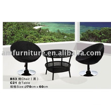 2012 hotselling modern outdoor rattan furniture