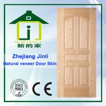 Natural Veneer Moulded Door Skin (JL--0806)