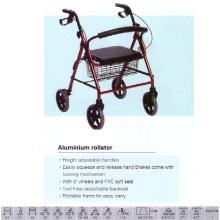 Rouleau en aluminium sans outil pliable
